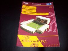 Motherwell v Aberdeen, 2000/01 [may]